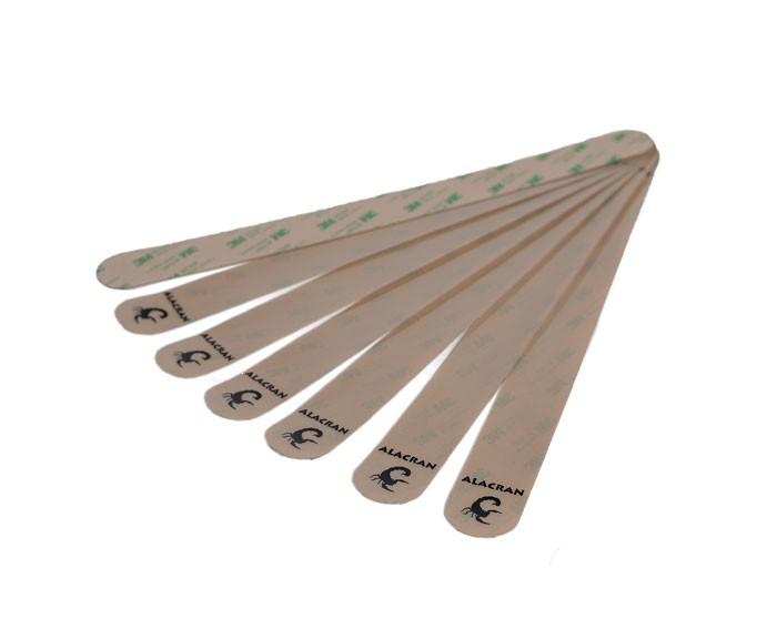 Transparent protector Paddle Racket Alacran